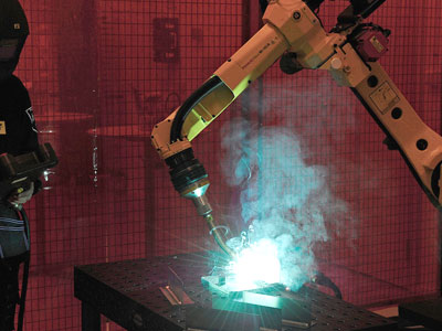 Gas Metal Arc Welding (GMAW)