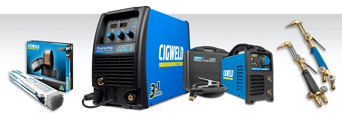 Discover Cigweld Products